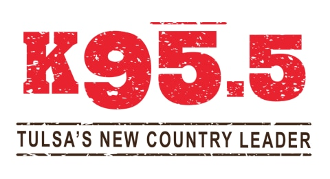K95.5 Tulsa - Tulsa's New Country Leader Logo